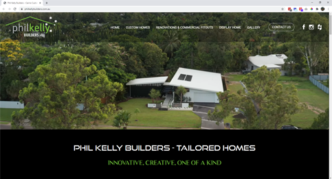 Phil Kelly Builders Thumbnail