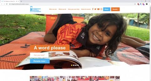 Indigenous Literacy Foundation Thumbnail