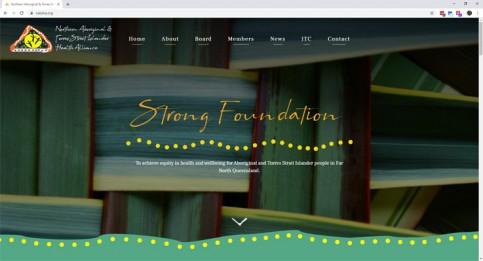 Northern Aboriginal & Torres Strait Islander Health Alliance Thumbnail